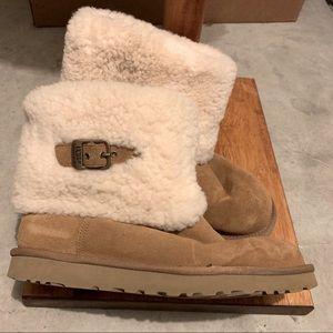 Ugg Fluff Boots 8